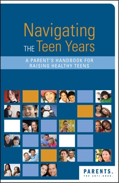 Navigating The Teen Years Handbook
