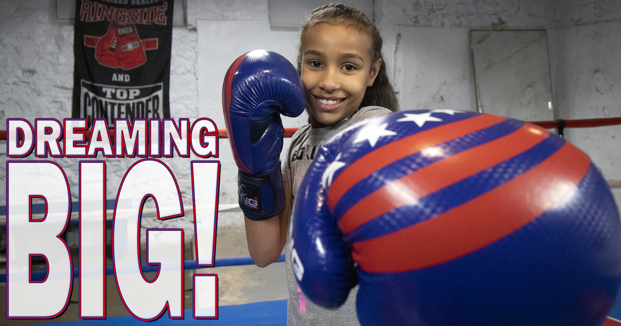 Dreaming Big - Bri Throws A Punch