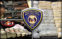 Drug Task Force Record-Setting Year