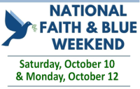 National Faith And Blue Weekend