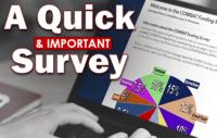 Funding Survey