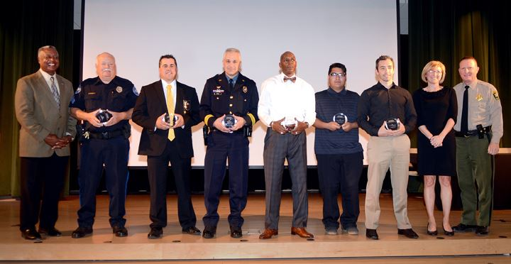 2016 COMBAT Award Winners