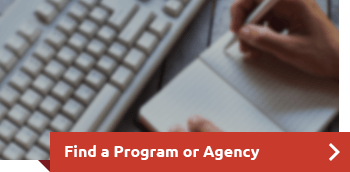Find a Program or Agency
