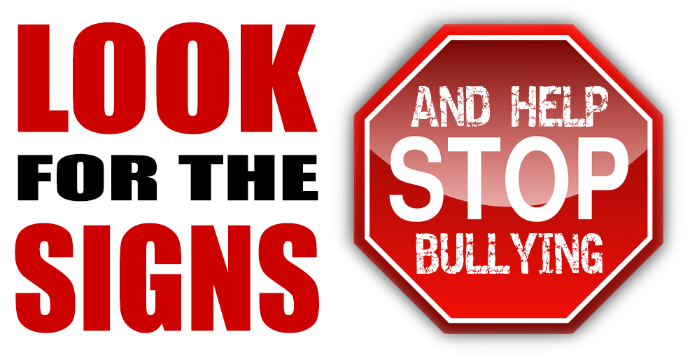 Look For The Signs And Help Stop Bullying