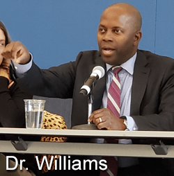 Dr Williams