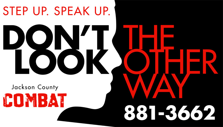 Don&#39t Look The Other Way Report Crimes to 816-881-3662