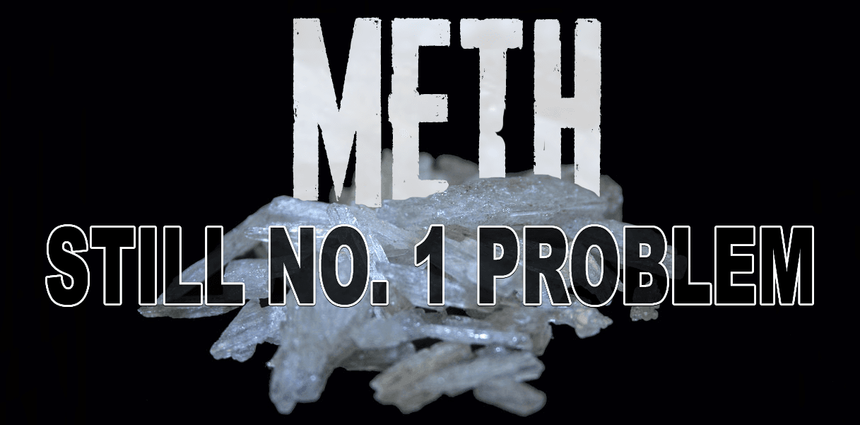 Meth Still Numer One Problem In Jackson County