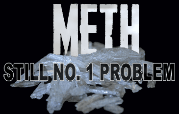 Meth Still Number One Problem