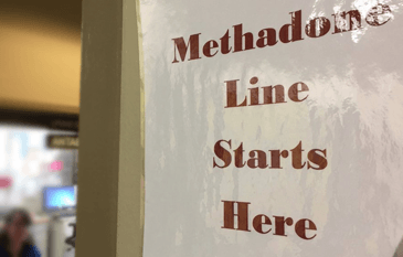 Methadone Treatment Line