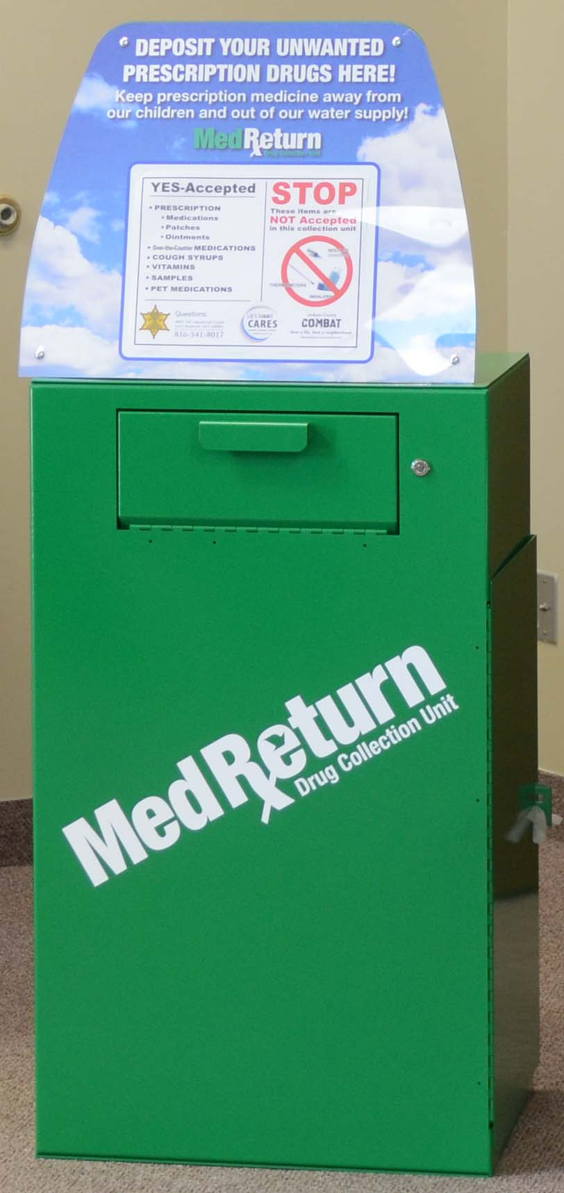 MedReturn Box