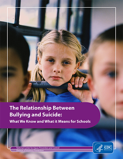 The Relationship Between Bullying and Suicide Opens in new window